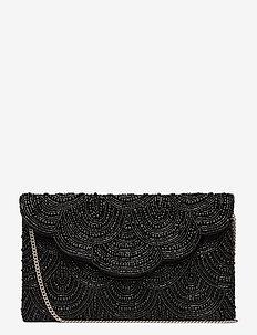 Femme Beaded ClutchBlack - kopertówki - black