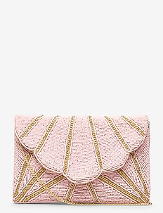 Fanna Clutch Pink - clutches - pink
