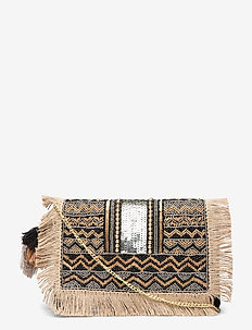 Bahia Clutch Multigold - clutches - multi
