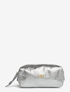 Handy Cosmetic Pipols Bag - SILVER