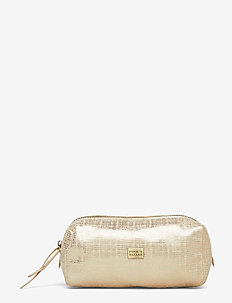 Handy Cosmetic Pipols Bag - GOLD