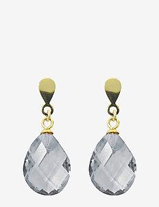 Winnie Ear GoldyGrey - pendant - grey