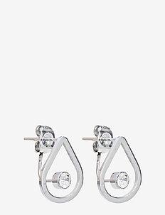 Yma PIPOL Ear Silver Clear - SILVER