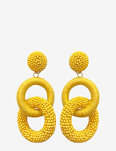 Parul PIPOL Ear Yellow - YELLOW