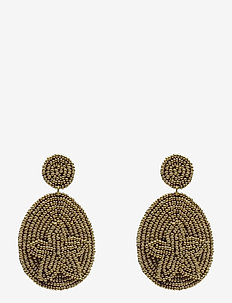 Fiorella Ear Gold - statement oorbellen - gold