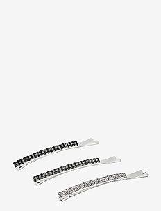 Sia PIPOL Hair Clip set Black - accessoires - black