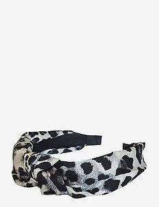 Henna Knot Diadema Leo Grey - hair accessories - multi