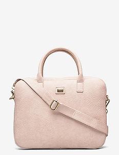 Laptop Cover Double Soft Pink - laptoptassen - pink