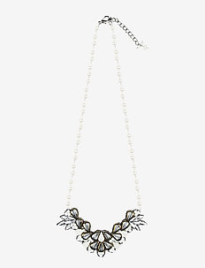 Muse PIPOL Necklace Pearl - statement necklaces - multi