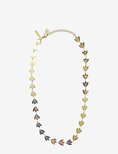 Zio PIPOL Necklace Gold - GOLD