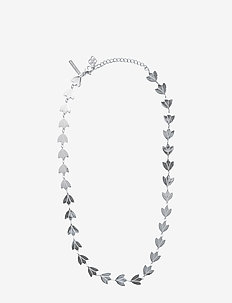 Zio PIPOL Necklace Silver - SILVER