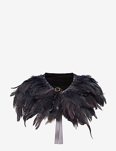 Majestic Feather Pipols Collar - BLUE