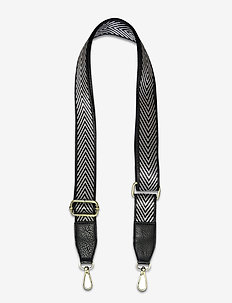 Strap Arrow Silver Black - axelband - multi