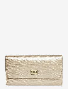 Stile Pipols Foldable Wallet - GOLD