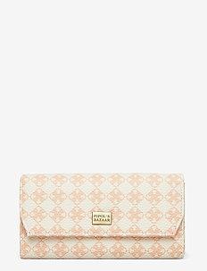 Stile Pipols Foldable Wallet Logo - PINK