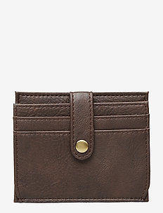 Stile Pipol´s Card Holder - kortholdere - brown