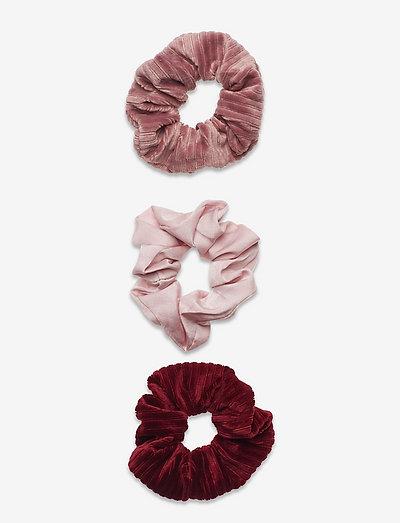 Moa Scrunchy - scrunchiet - pink