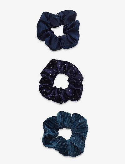 Moa Scrunchy - scrunchiet - blue