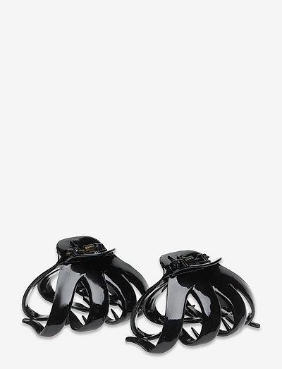 Sisilja Clamp - hiuspinnit & -klipsit - black