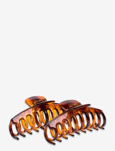 Gracia Clamp - hiuspinnit & -klipsit - brown