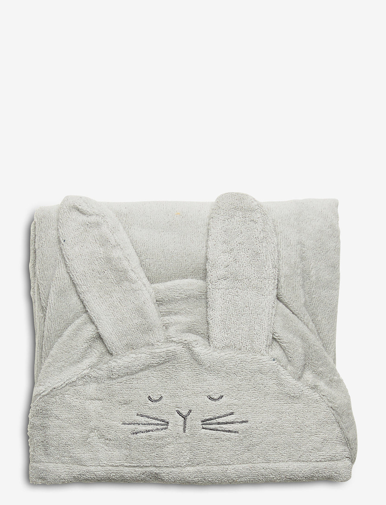 Pippi - Organic hooded bath towel - akcesoria - harbor mist - 1