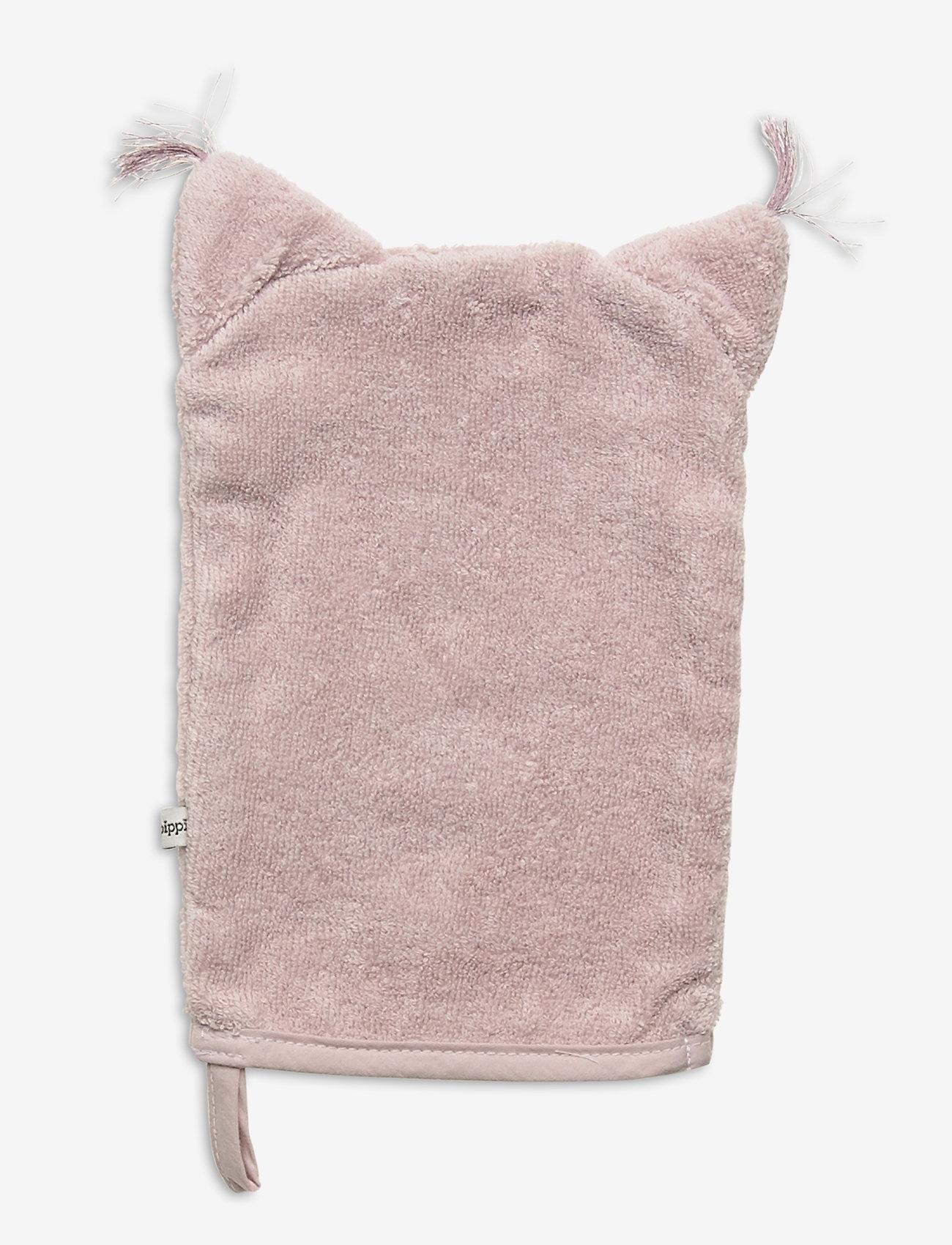 Pippi - Organic Wash Cloth - akcesoria - violet ice - 1