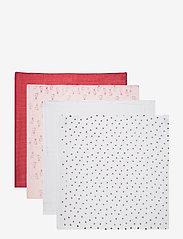 Pippi - Cloth Muslin AOP (8-pack) - pieluszki materiałowe - baroque rose - 8