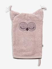 Pippi - Organic Wash Cloth - akcesoria - violet ice - 0