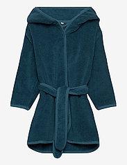 Pippi - Organic bath robe - bathrobes - iceblue - 0