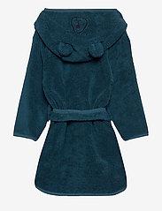 Pippi - Organic bath robe - bathrobes - iceblue - 1