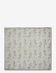 Pippi - Organic cloth Muslin (8-pack) - pieluszki materiałowe - misty rose - 5