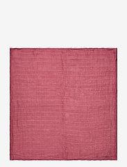Pippi - Organic cloth Muslin (8-pack) - pieluszki materiałowe - misty rose - 3