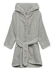 Organic bath robe - HARBOR MIST