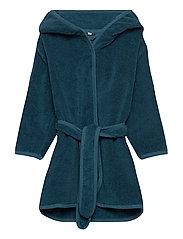 Organic bath robe - ICEBLUE