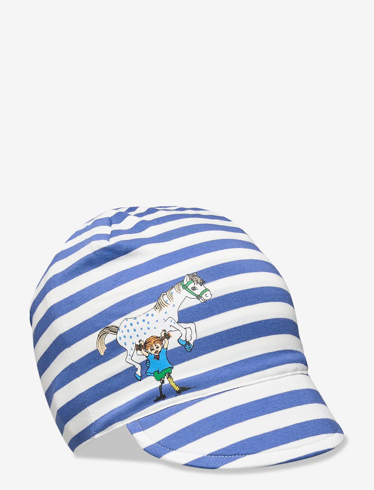 Pippi Långstrump - PIPPI CAP - czapki - blue - 0