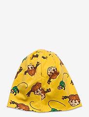 Pippi Långstrump - PLAITS BEANIE - huer - yellow - 1