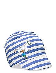 PIPPI CAP - BLUE