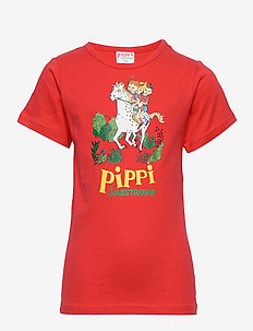 GALLOP T-SHIRT RED - RED