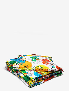 IN VILLEKULLA DUVET SET - pościel - multi-colored