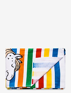 PIPPI STRIPES TOWEL - ręczniki i szmatki - multi-colored