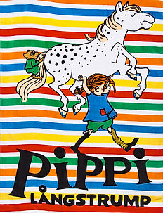 PIPPI STRIPES TOWEL - akcesoria - multi-colored