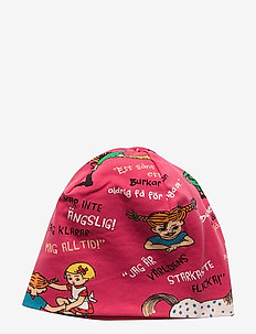 QUOTE BEANIE - hats - raspberry