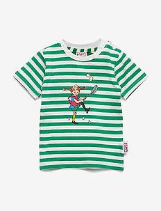 PIPPI COOKS T-SHIRT - short-sleeved - green