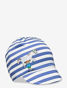 PIPPI CAP - caps - blue