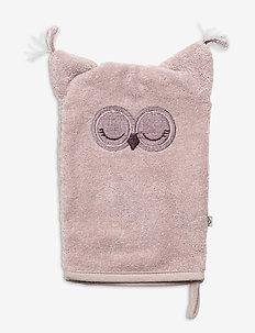 Organic Wash Cloth - bademode - violet ice