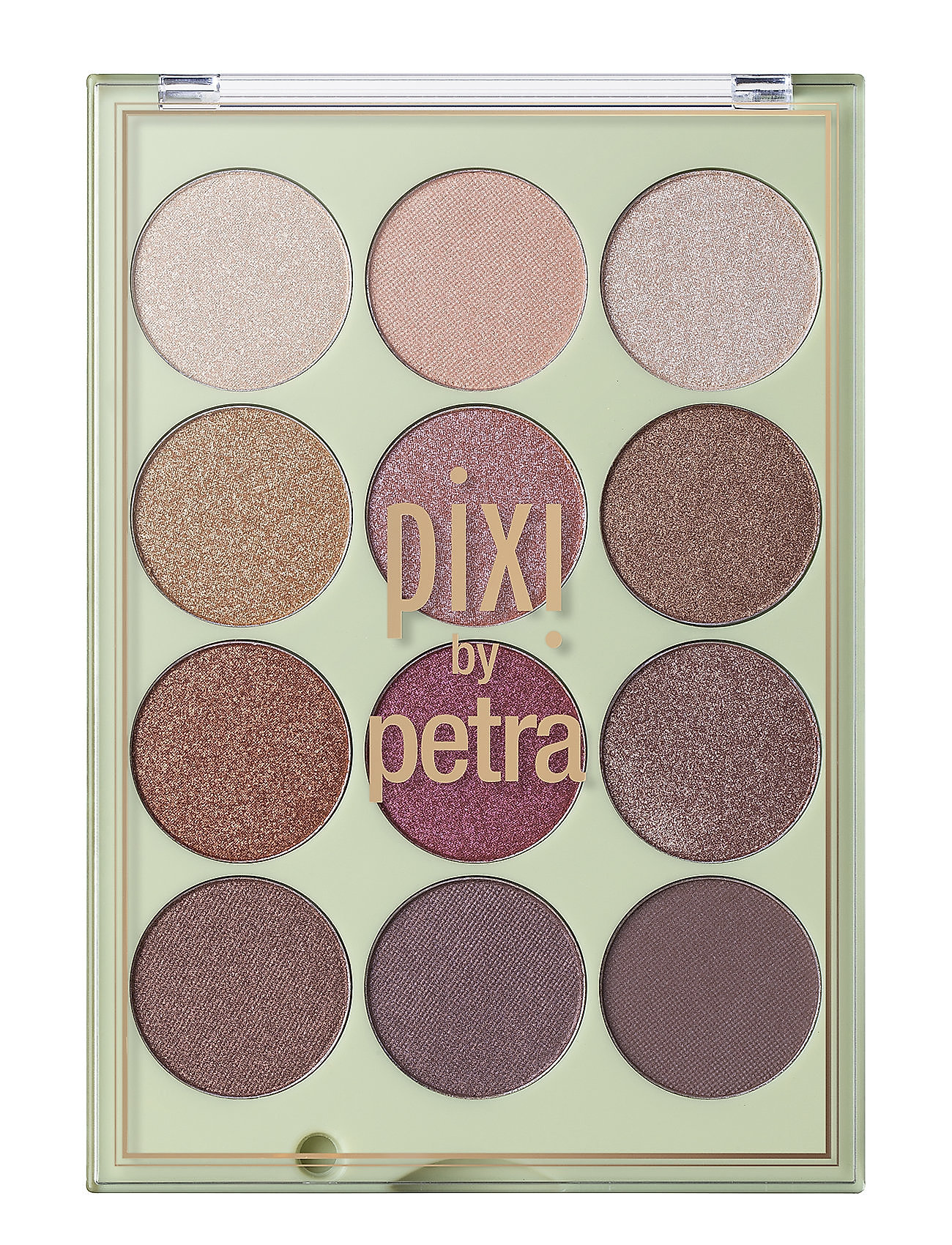 Pixi Eye Reflections Shadow Palette - MIXED METALS