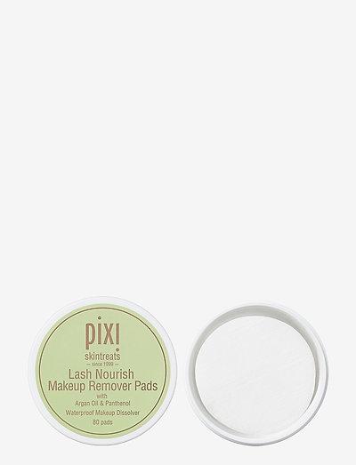 Lash Nourishing Makeup Remover Pads - NO COLOR
