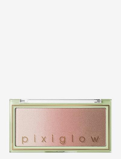 PixiGlow Cake - blush - gildedbare glow