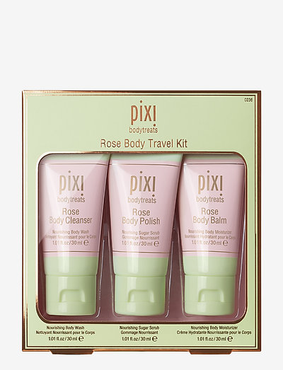 Rose Body Travel Kit - kylpy & vartalo -setit - no color