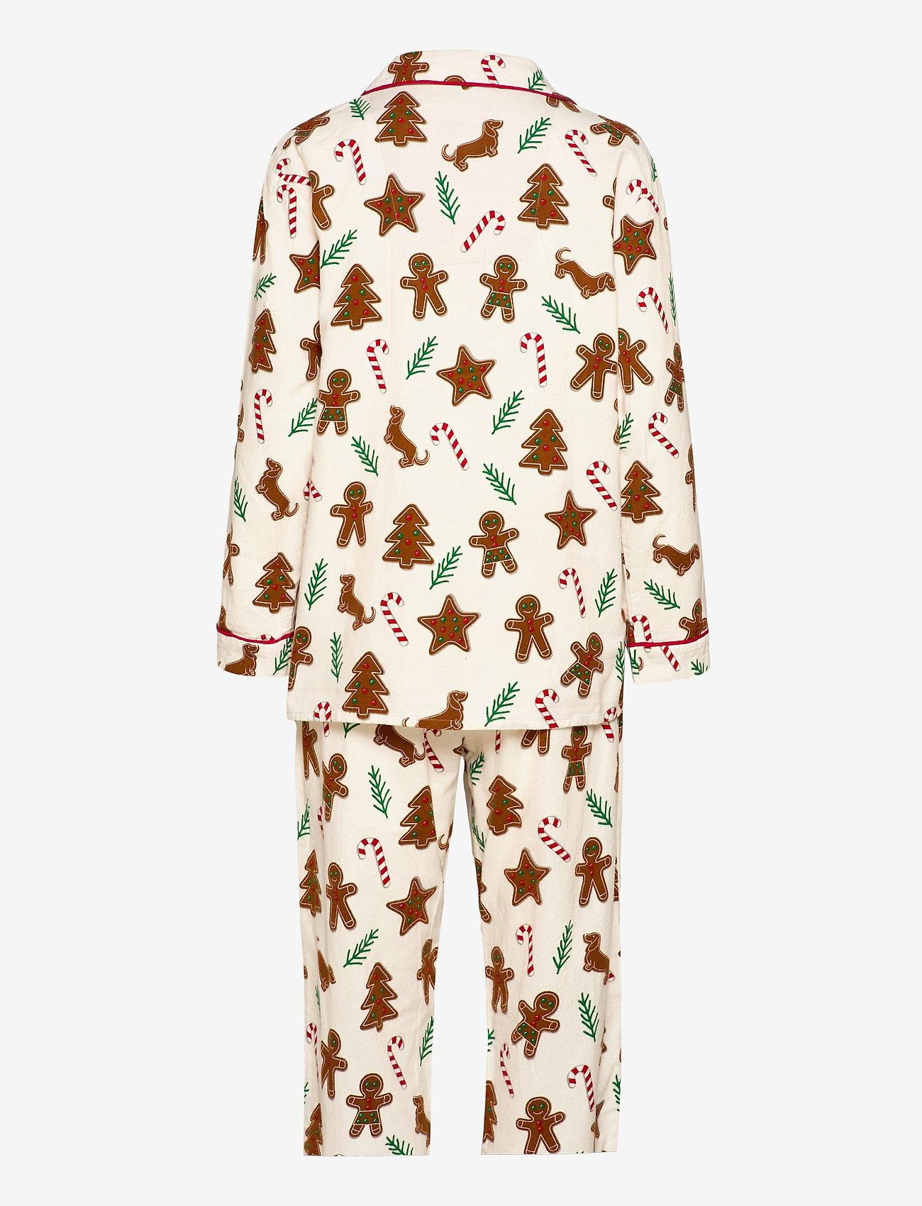 PJ Salvage - pyjama - pyjama''s - off-white - 1